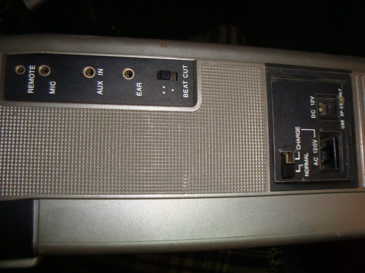 radiograbador jvc mod 3060uhf japon Cargando zoom