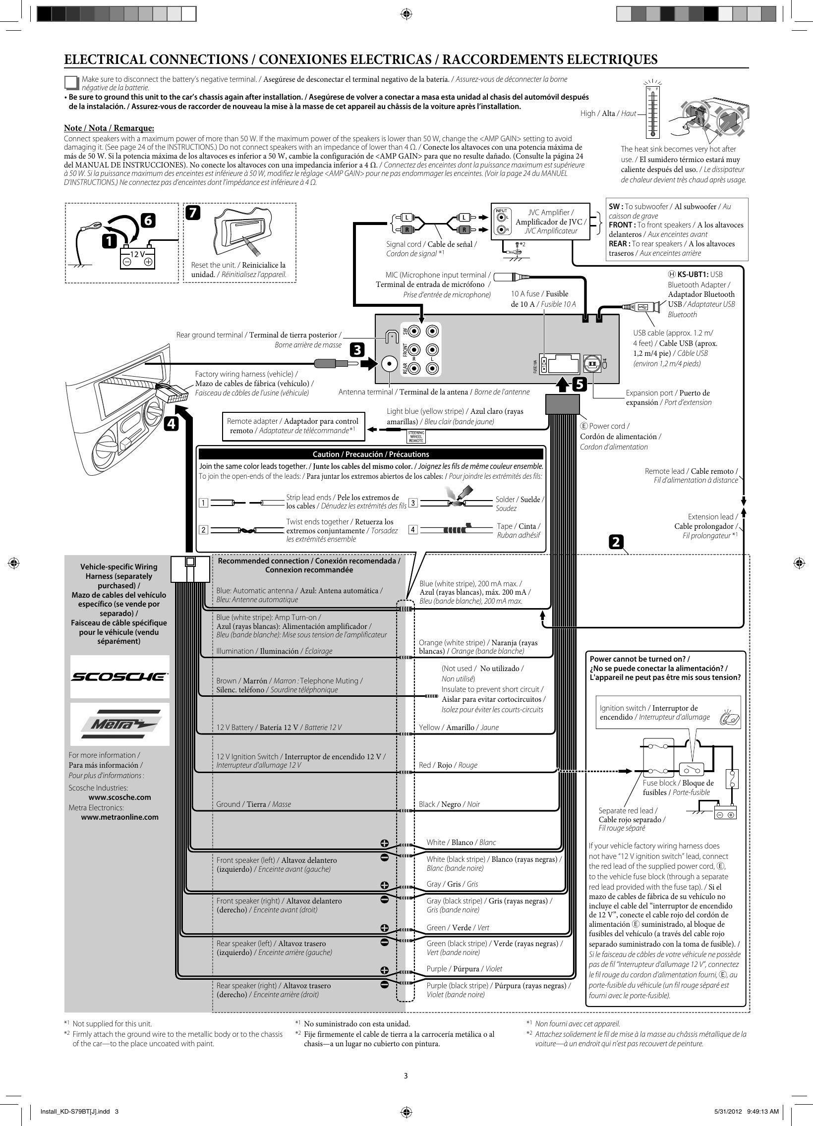 Fantastic Jvc Kd R310 Wiring Diagram Contemporary Everything You