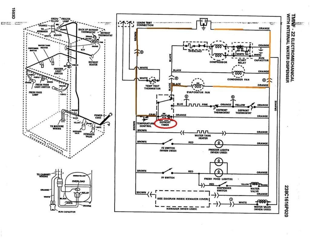 A0F2B Kenmore Refrigerator Compressor Wiring Schematic | Wiring LibraryWiring Library