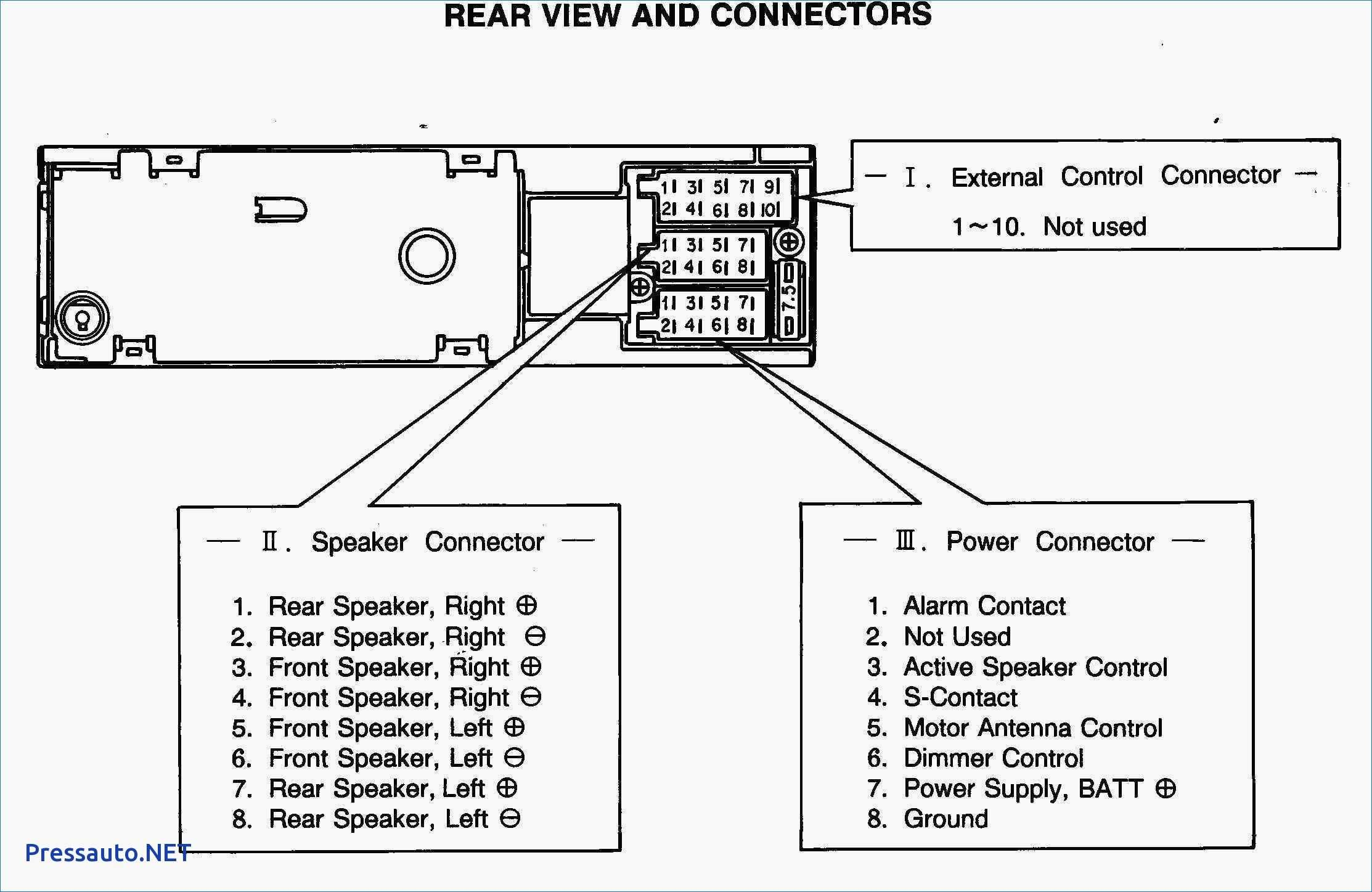 8 Pin Wiring Diagram Din Services Wiper Motor On Cd Changer Wire Rh Beinclover Co Speaker Mini
