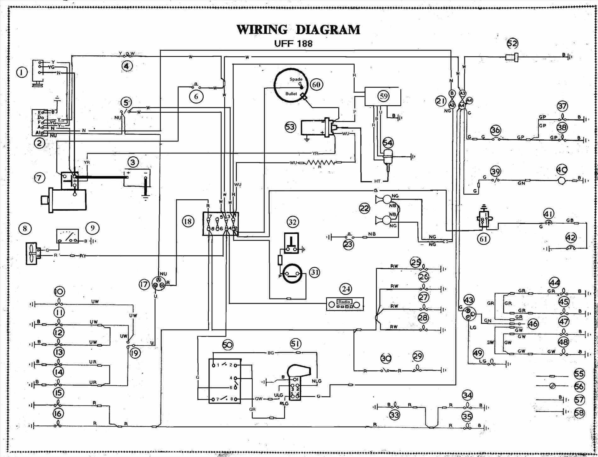 Vw Wiring Diagram Legend Valid Automotive Wiring Diagram Symbols Classic VW Beetle Diagrams Volkswagen Wiring Diagram