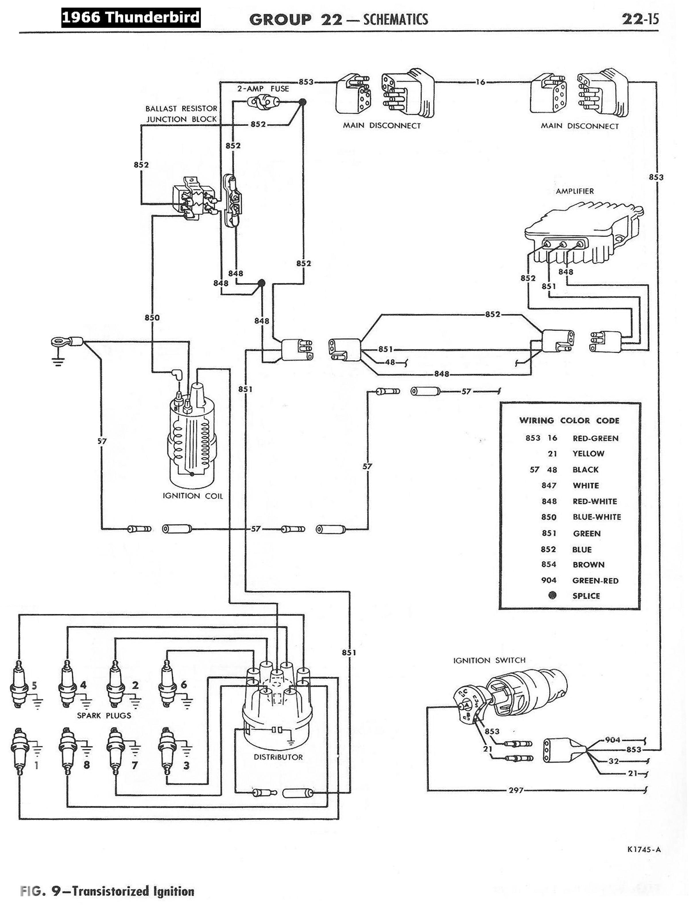 Pertronix Ignition Wiring Diagram