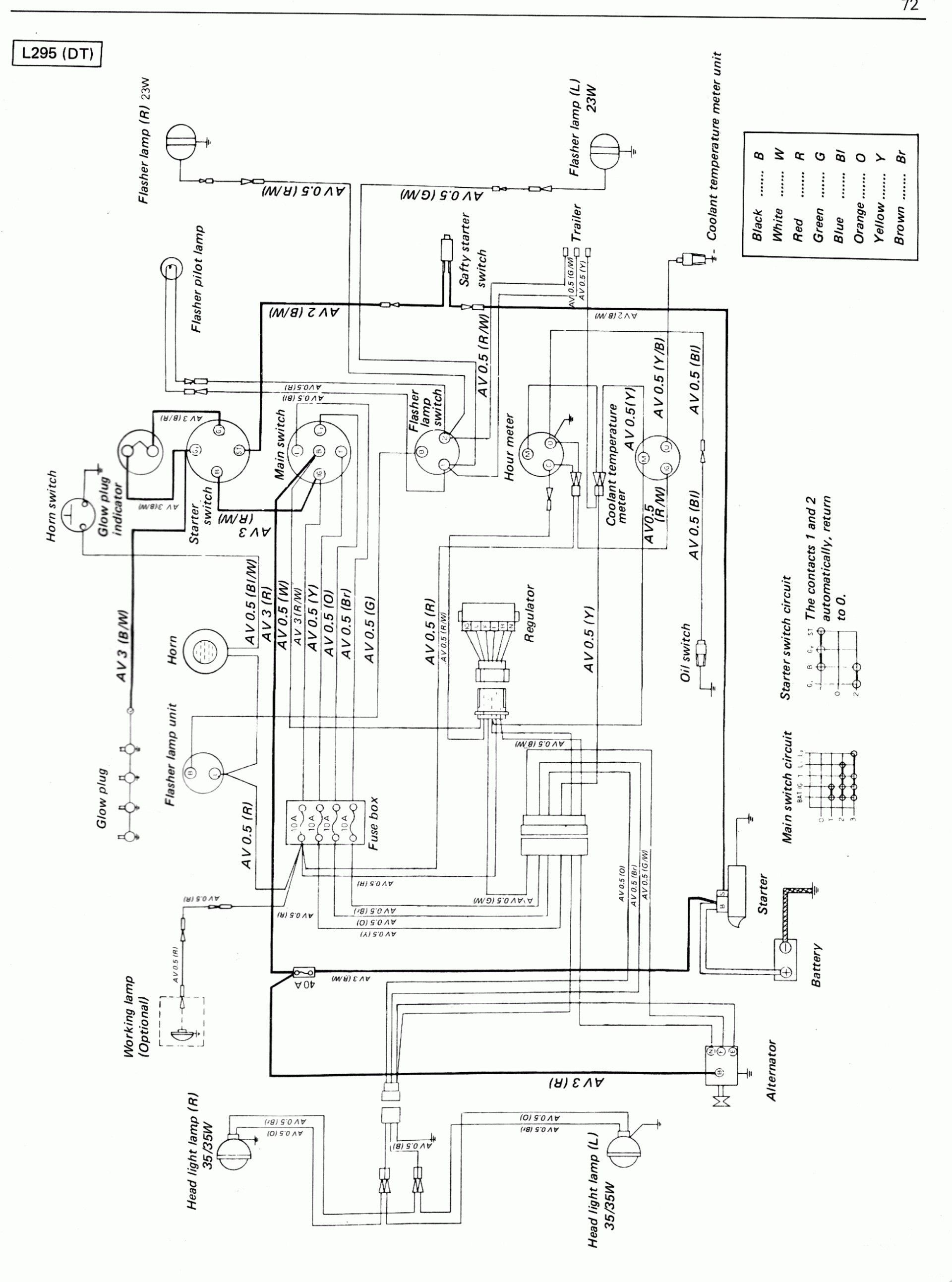 Bx Wiring Diagrams Diagram Site What Is Romex Kubota Radio Library Vs