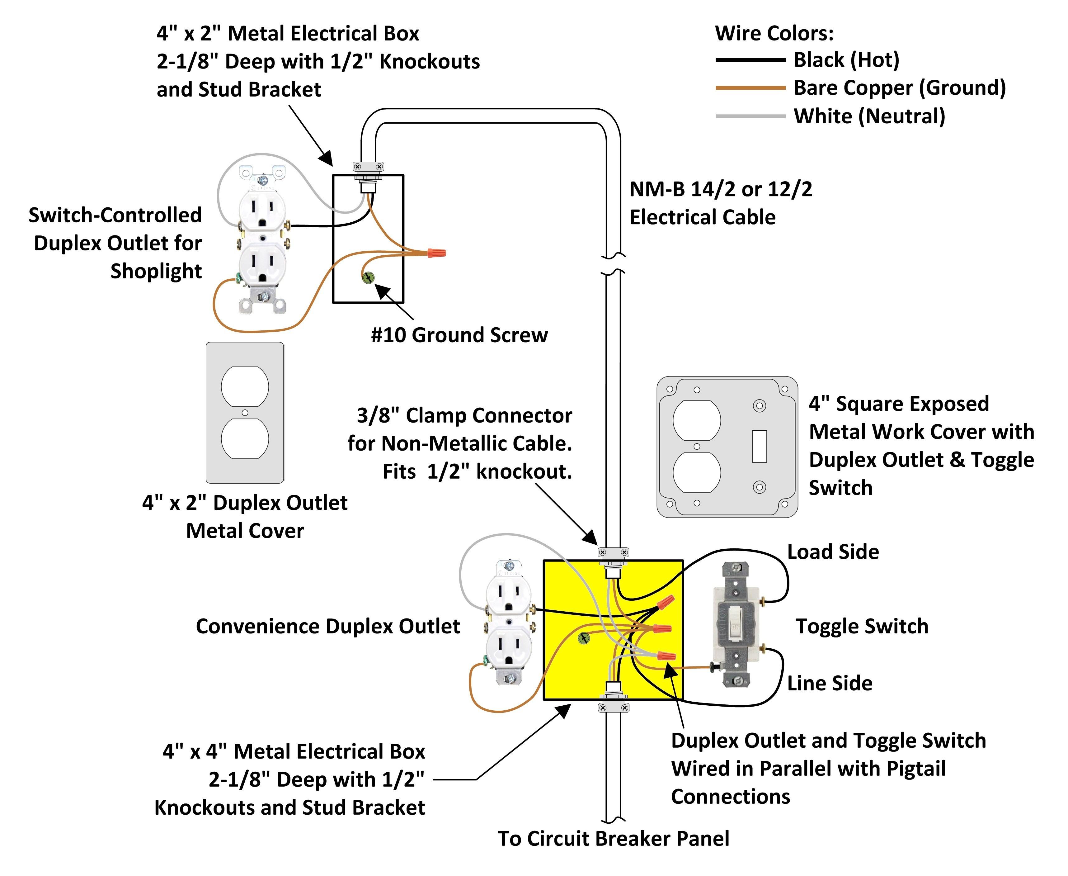 30 Amp Plug Wiring