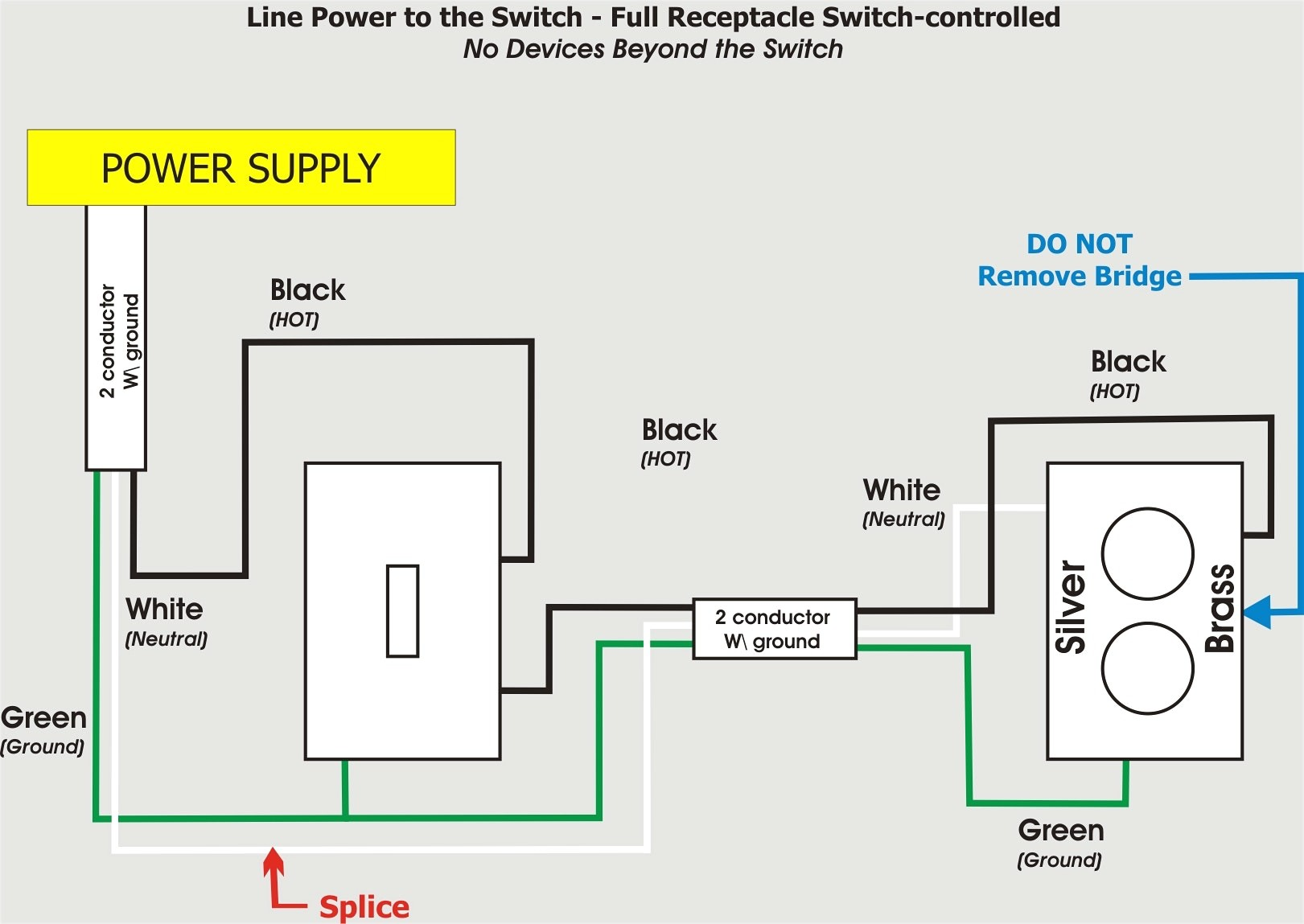 Attractive Leviton 51240 Wm Diegram Composition - Electrical and ...
