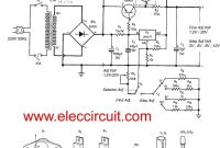 Lm317 Wiring Diagram Best Of Different Types Circuits Diagram Awesome Lm317 Adjustable