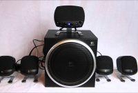 Logitech Z 640 Best Of Logitech Z 640 5 1 Surround sound System