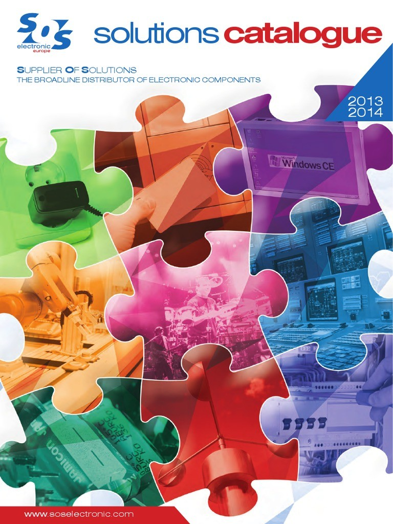 SOS Solutions Catalogue 2013 2014 Local Area Network