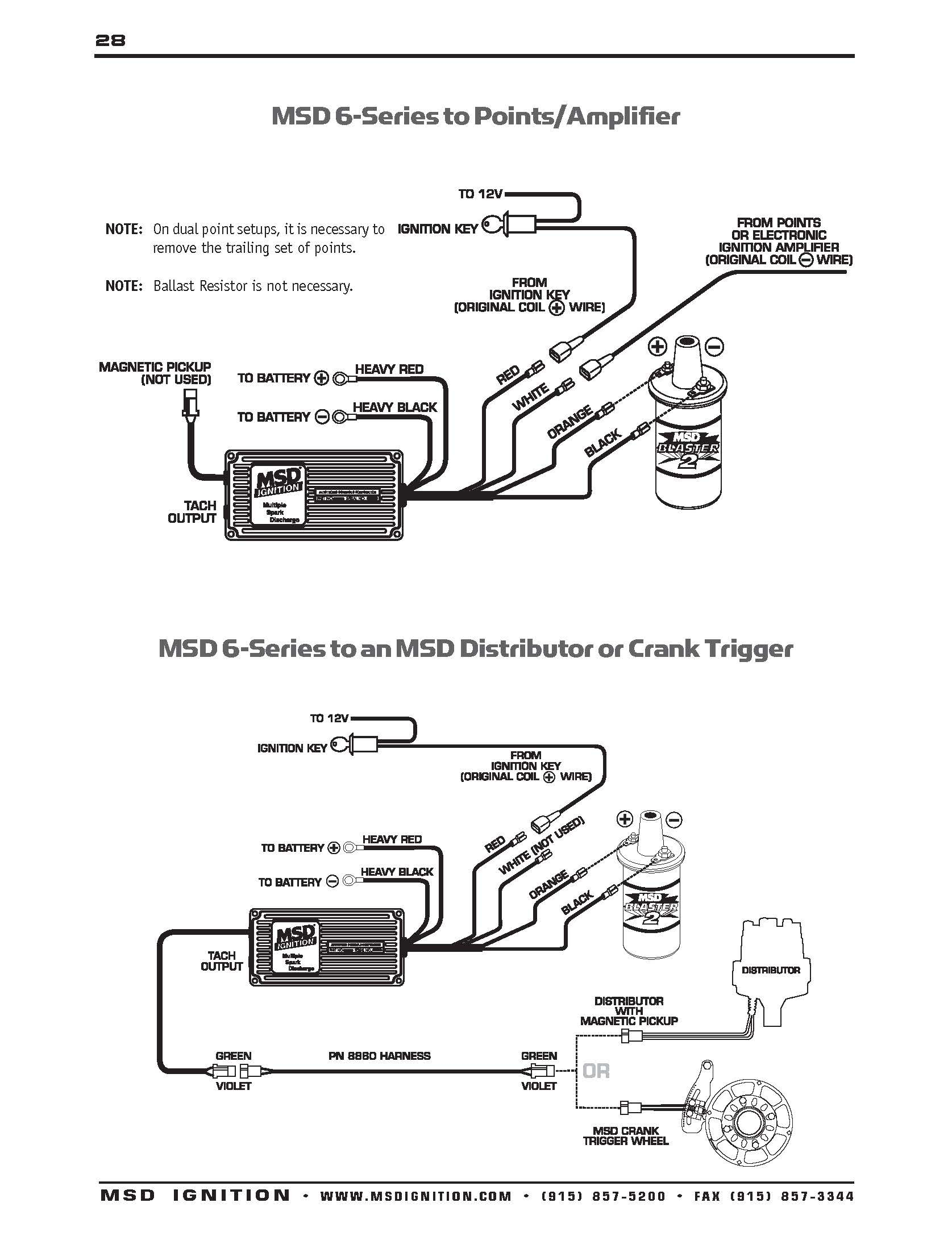Mallory Ignition Points Wiring Diagram Wire Center