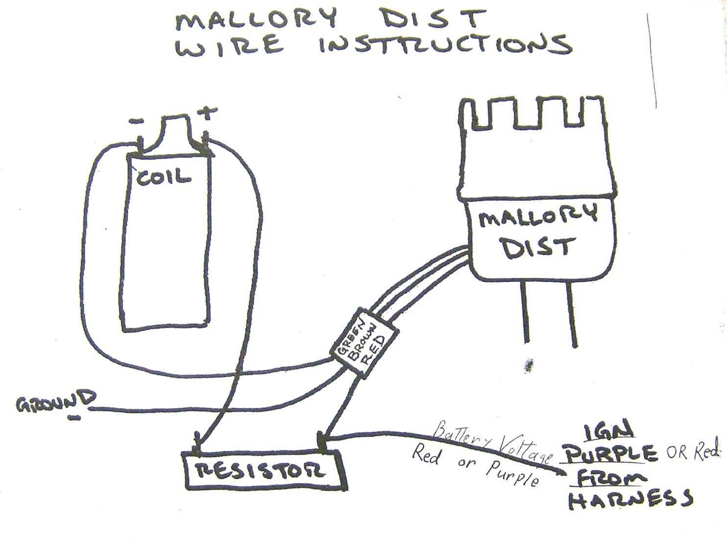 mallory ignition wiring diagram elegant wiring diagram mallory unilite inside ignition deltagenerali me at of mallory ignition wiring diagram mallory ignition wiring diagram wiring diagram image