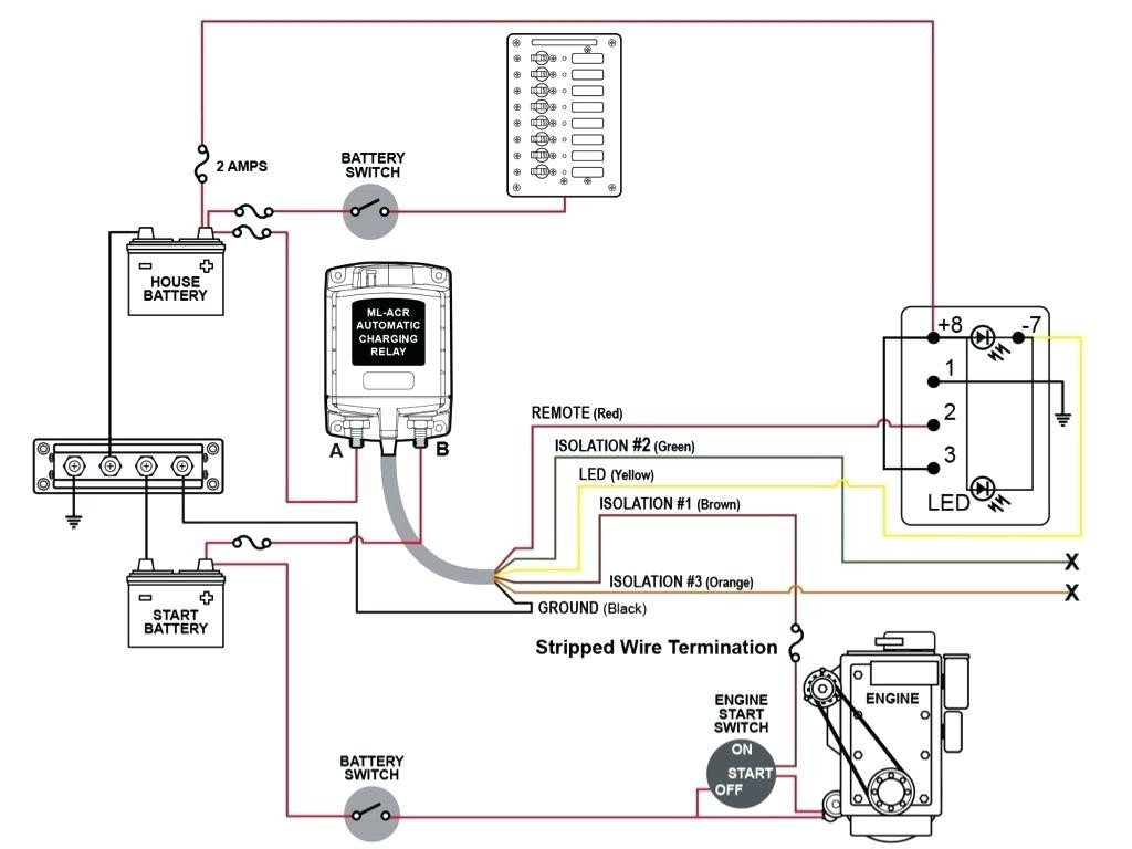 Marine Dual Battery Wiring Diagram Perko Switch Epic System With