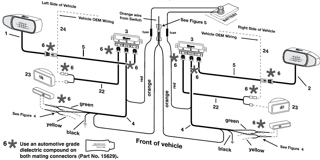 Western Plow Wiring Diagram Best Arctic Snow Plow Wiring Diagram for Saber 1 with