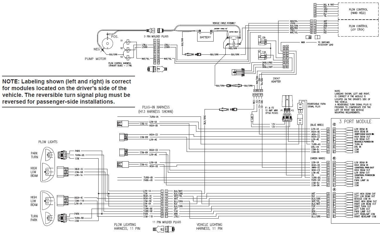 Meyer Snow Plow Wiring Diagram E47 WIRING DIAGRAM Showy