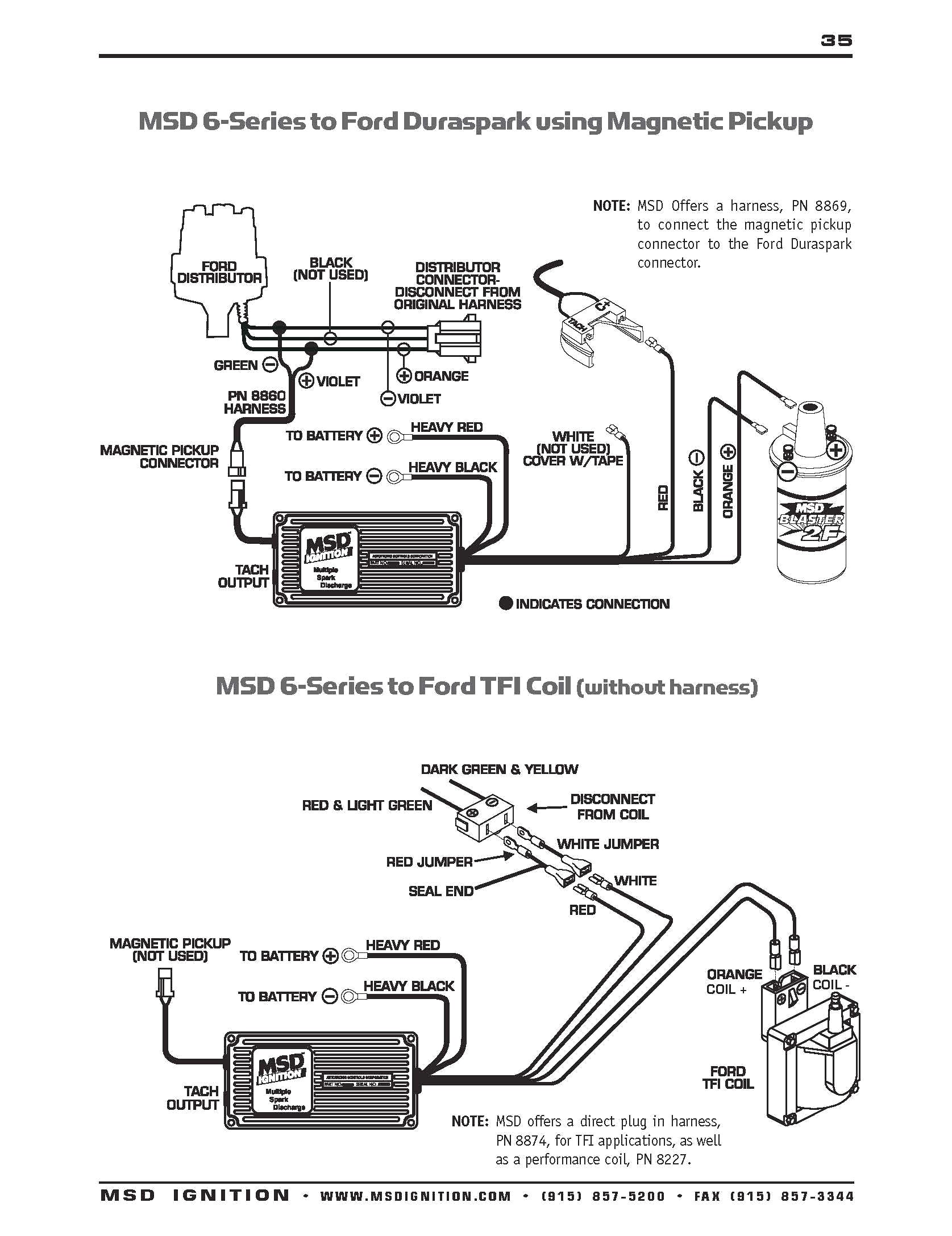 Attractive Msd Ignition 6200 Wiring Diagram Motif - Wiring ...
