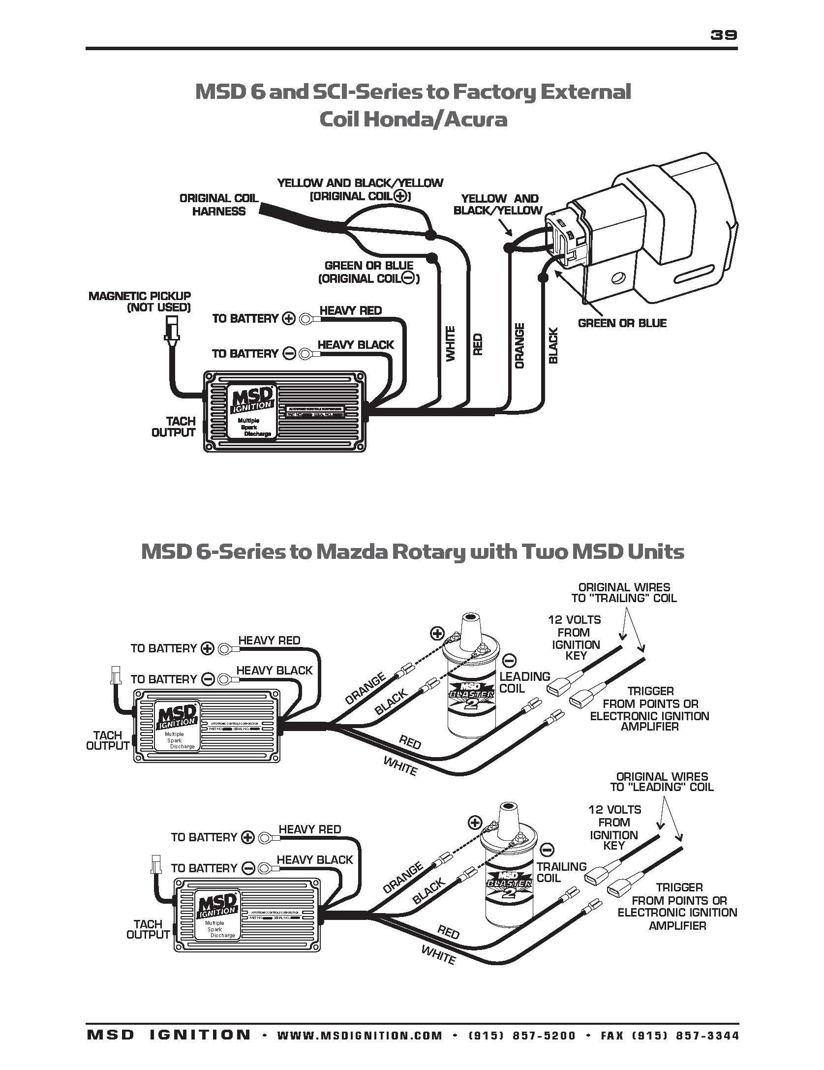 Msd Distributor Wiring Diagram Inspirational Wdtn Pn9615 Page 038 and Msd Distributor Wiring Diagram Wiring Diagram