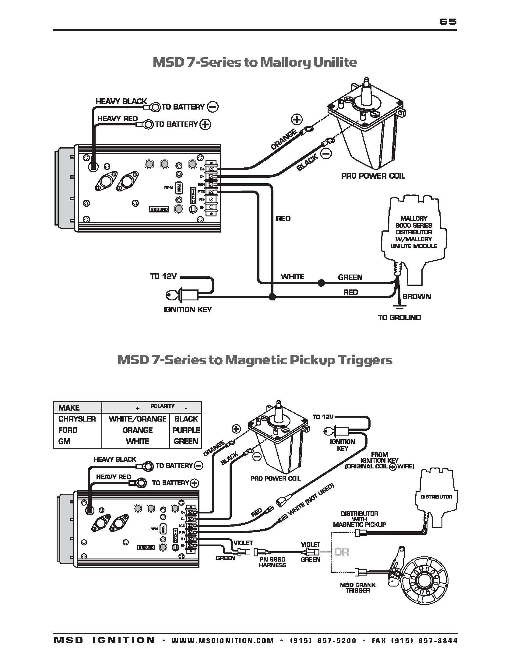 WDTN Pn9615 Page 064 In Msd Distributor Wiring Diagram