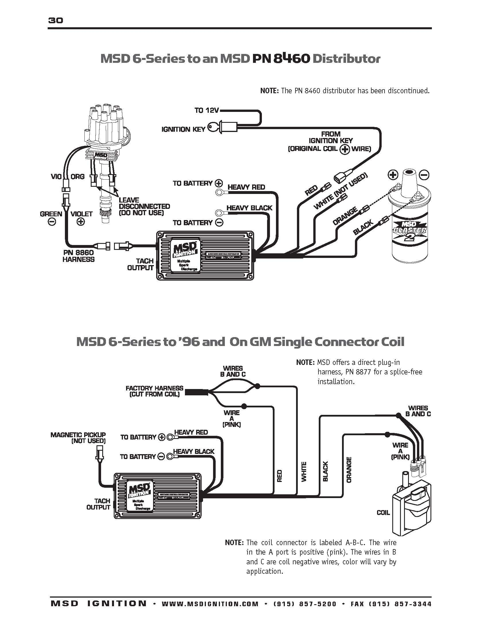 Msd 6a Wiring Diagram Awesome Msd Ignition Wiring Diagrams Fine Msd Diagram Blurts