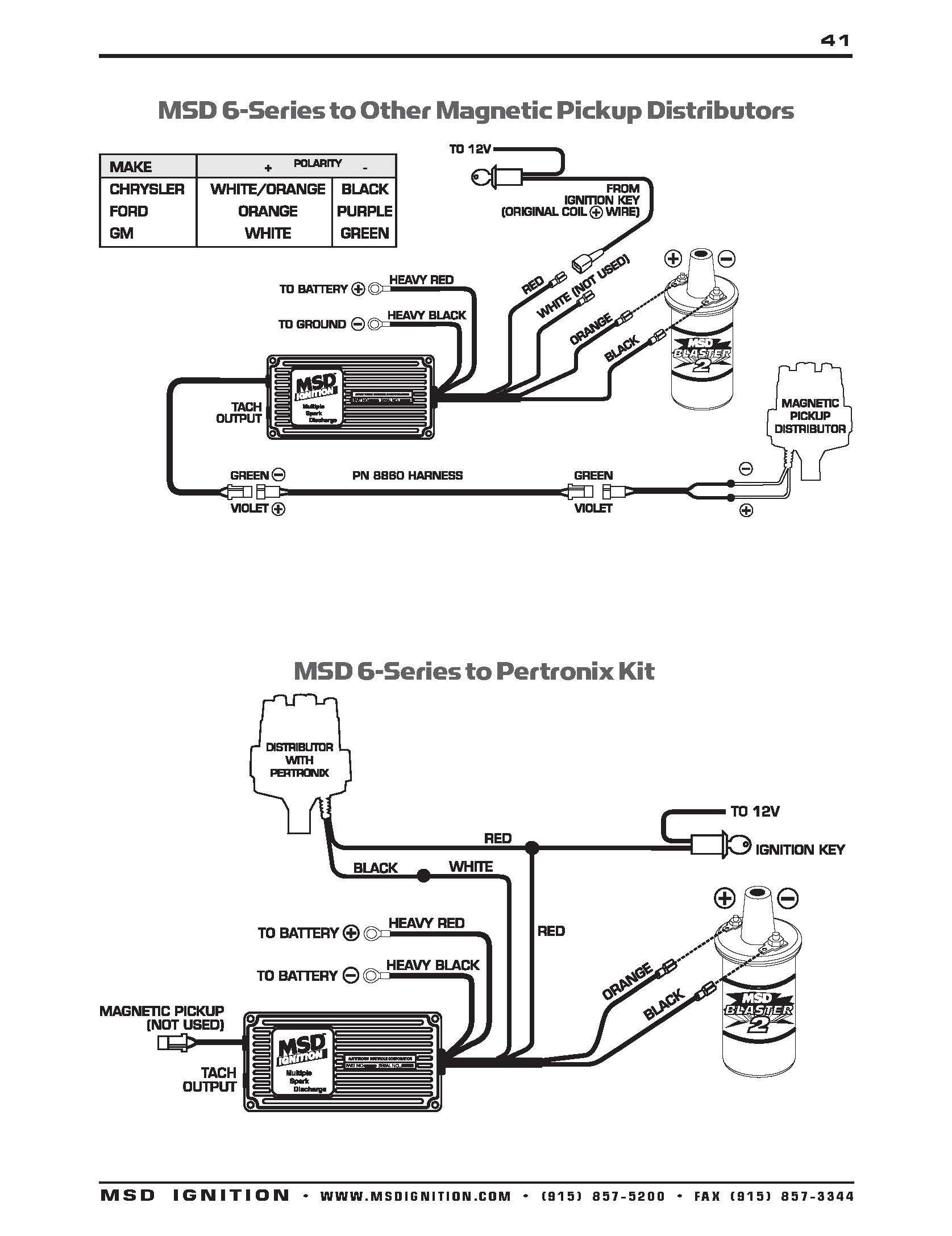 Msd 6al Wiring Diagram Hei New Mesmerizing Mallory Hei Distributor Wiring Diagram Contemporary Best Msd Ignition Wiring Diagrams In Distributor Diagram