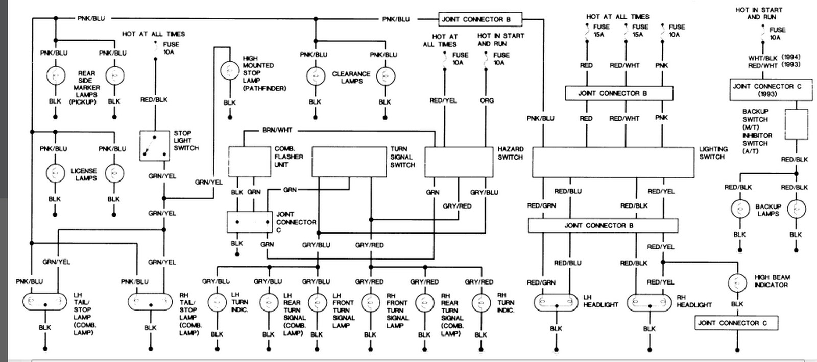 Nissan Frontier Trailer Wiring Diagram Unique Image