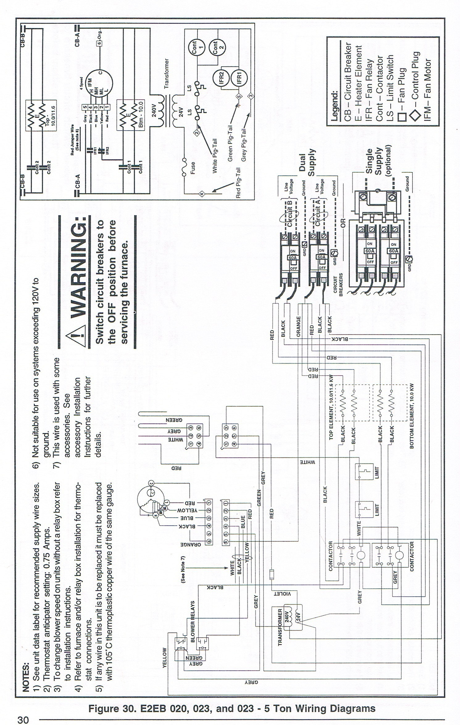 Intertherm Electric Furnace Wiring Diagram Luxury Great Nordyne S  Electrical And For. Nordyne E2eb 015ha ...
