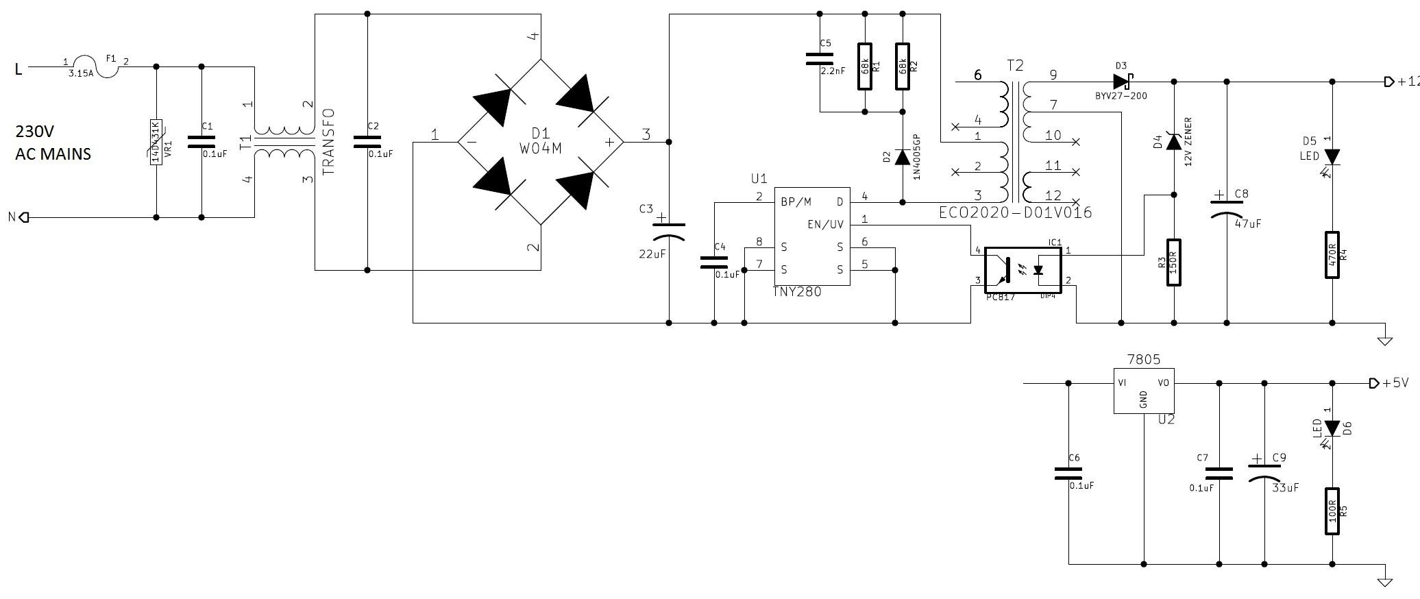 overflow detection circuit