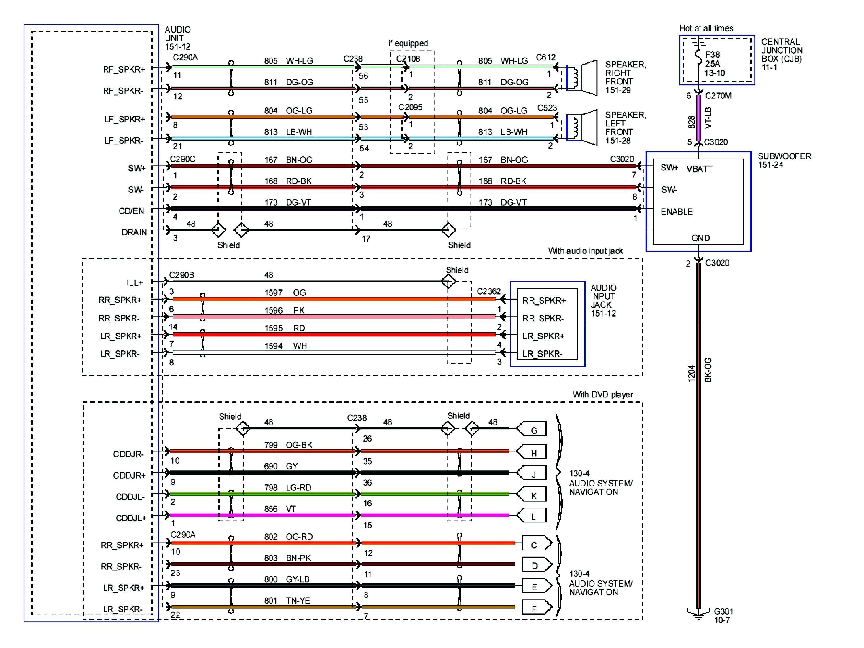 Unique Pioneer Deh X6900bt Wiring Diagram Wiring