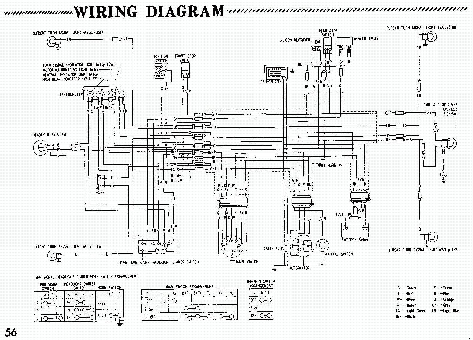Lifan 125cc Pit Bike Wiring Diagram Explained Diagrams Chinese Honda Clone Engine 140 Electrical House U2022