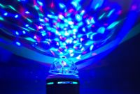 Portable Led Stage Lighting New Portable Multi Led Bulb Mini Laser Projector Dj Disco Stage Light
