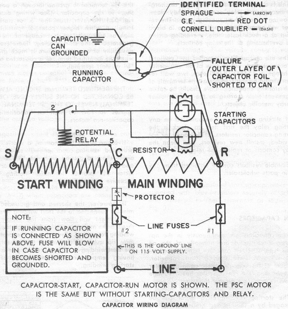 Potential Relay Wiring Diagram Trusted Diagrams To A Ladder Start Schematics Hella Horn For Cscr