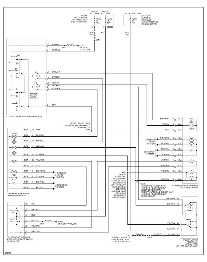 Wiringdiagram 2008 Ford F250 Mirror Wiring Diagram 0