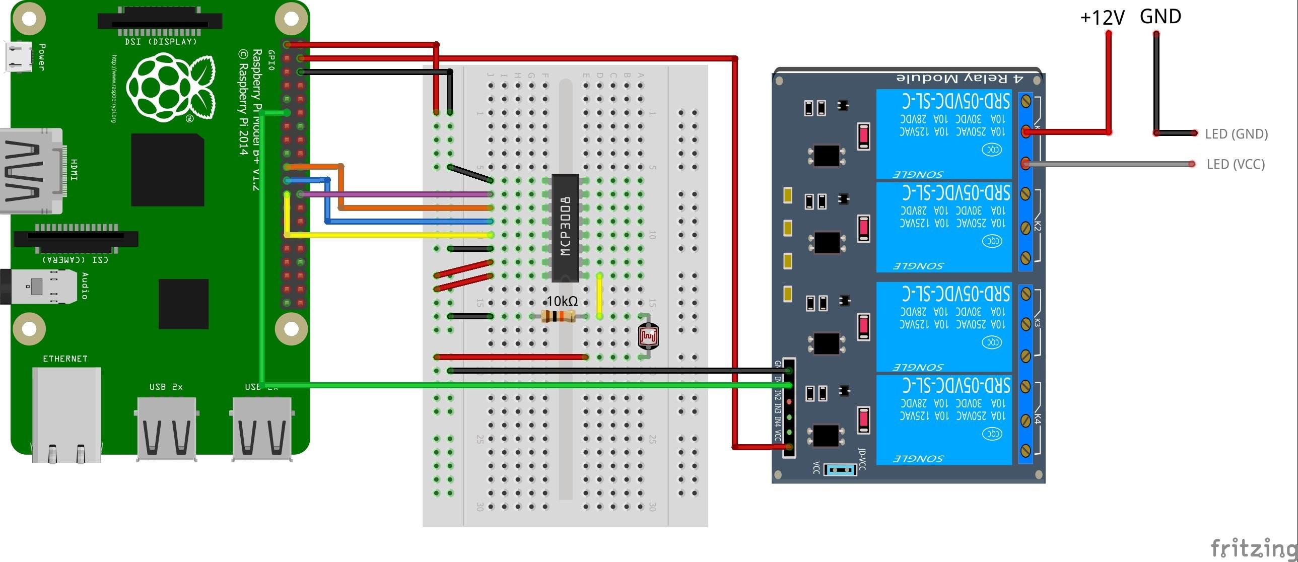 Raspberry Pi Circuit Diagram Beautiful Build Your Own Automatic Raspberry Pi Greenhouse Raspberry Pi Circuit