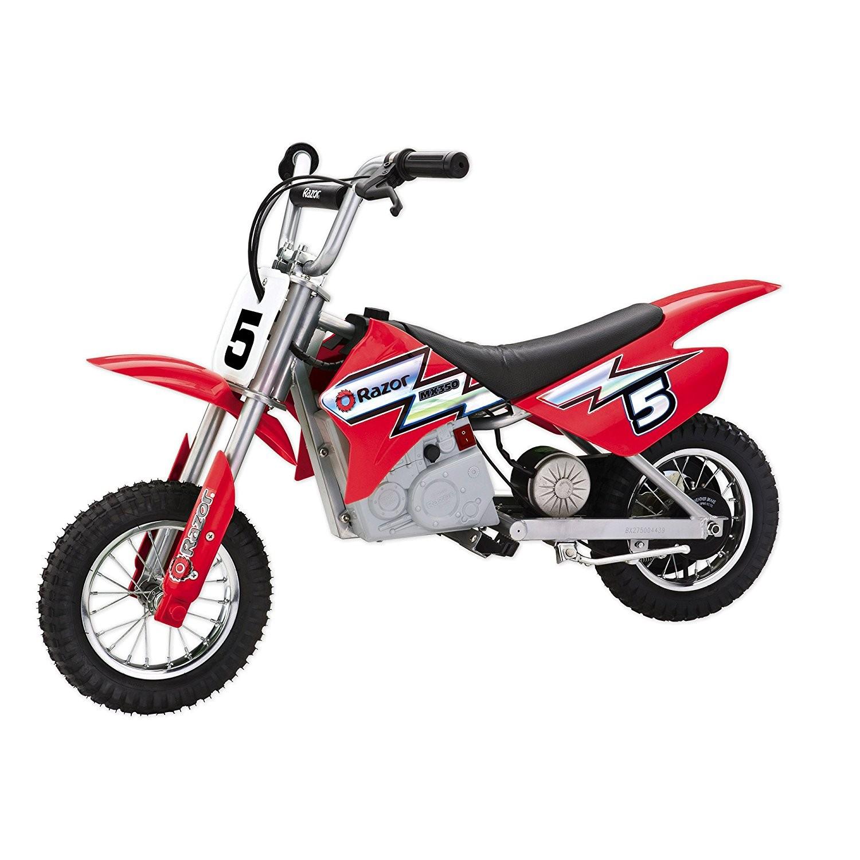 Amazon Razor MX350 Dirt Rocket Electric Motocross Bike Red Toys & Games