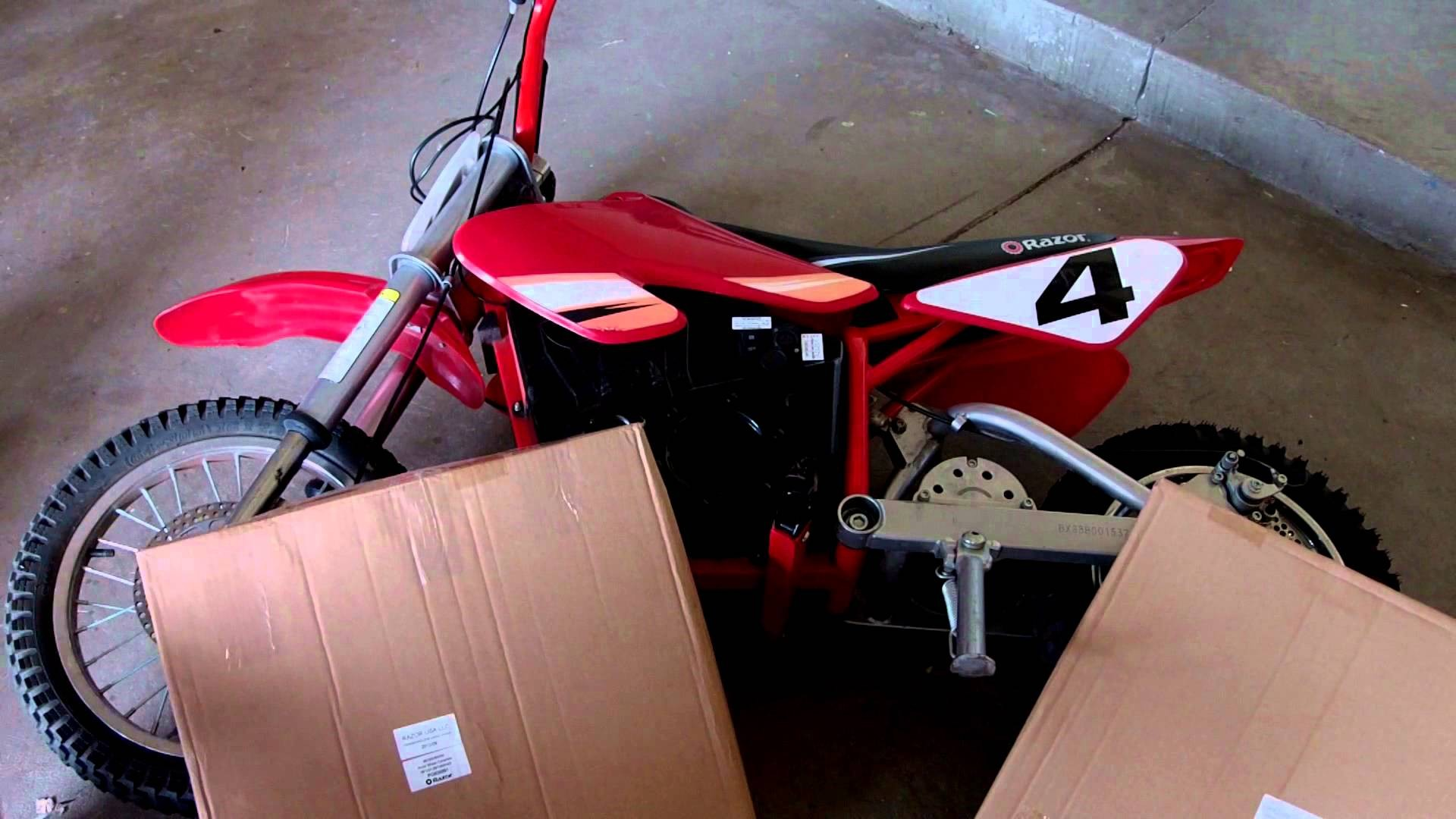 HOW TO FIX YOUR MX500 MX650 RAZOR DIRT BIKE AND FIND THE PARTS YOU NEED