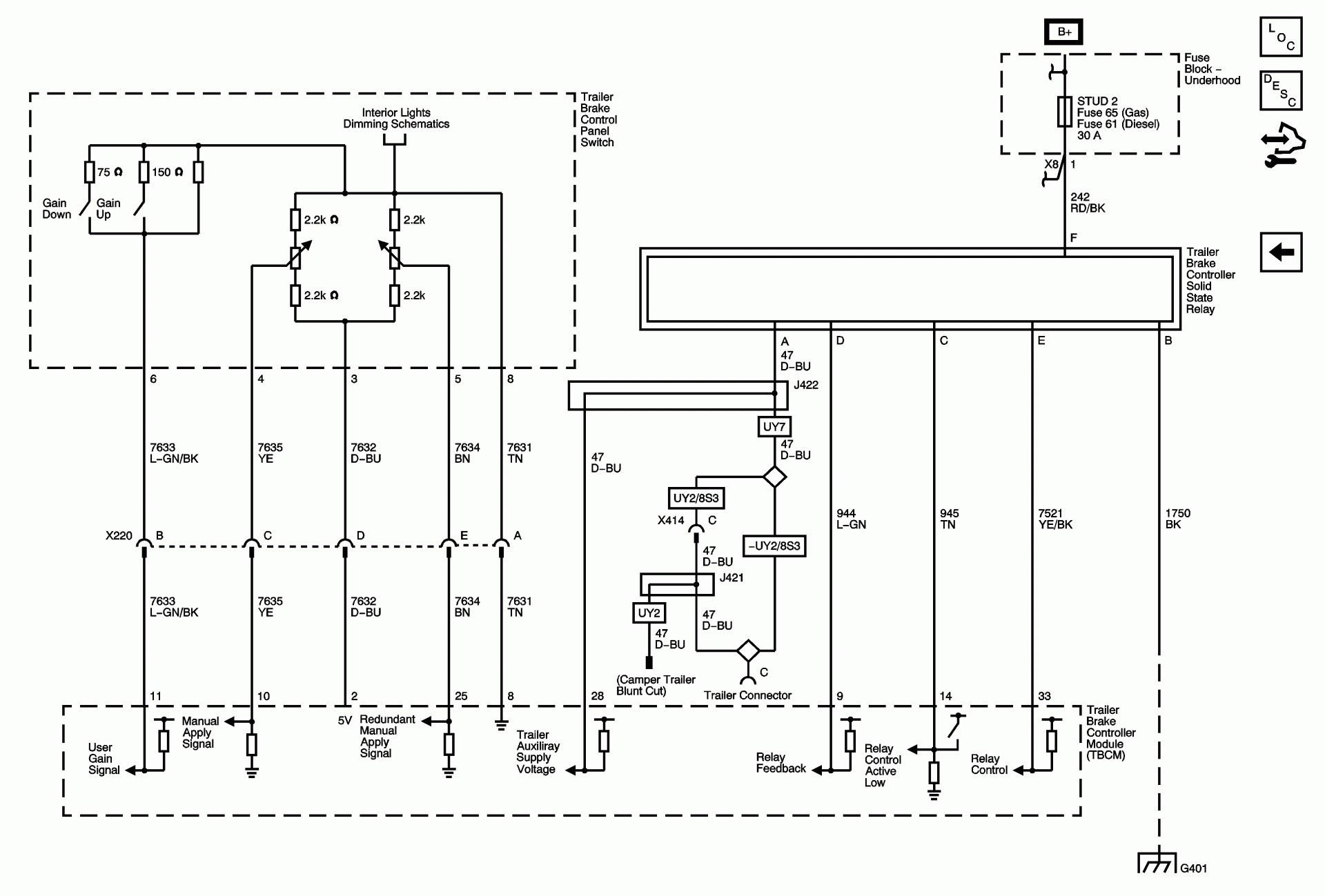 Wiring Diagram Trailer Brakes Refrence Tekonsharodigy2 Wiring Diagram With3  Trailer Brake Controller