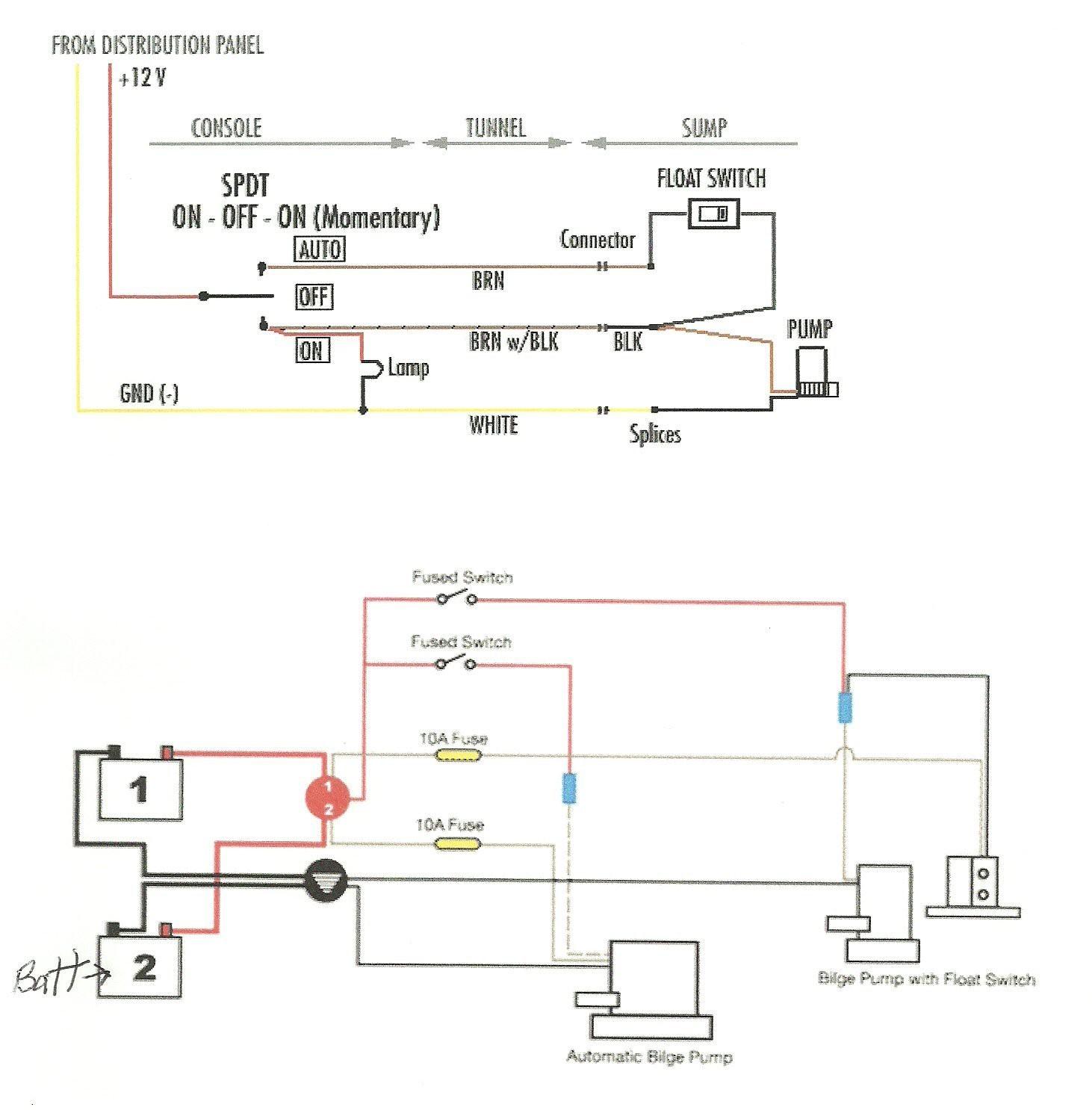 Luxury Bilge Pump Float Switch Wiring Diagram Wiring