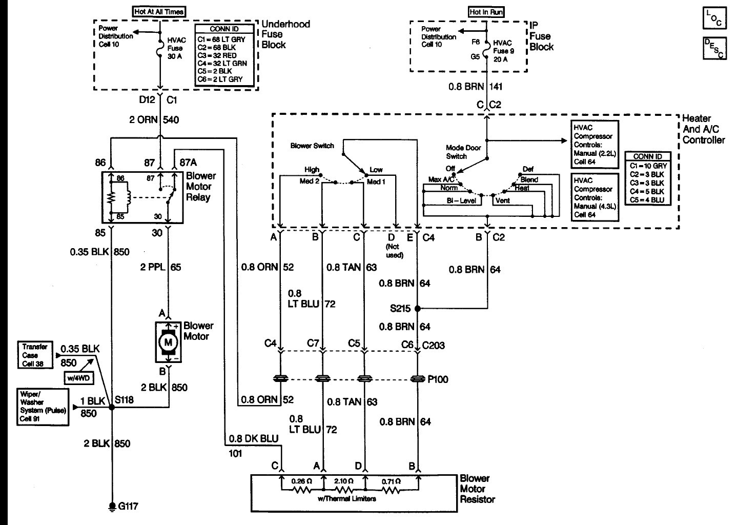 Blower Motor Wiring Diagram Inspirational 4 Speed Blower Motor Wiring Diagram Fitfathers