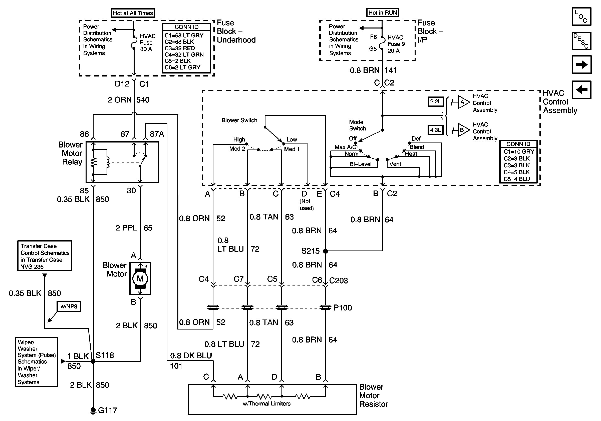 1994 S10 Blower Motor Wiring Diagram Electricity 94 Blazer Wire Center U2022 Rh Plasmapen Co Chevrolet Chevy