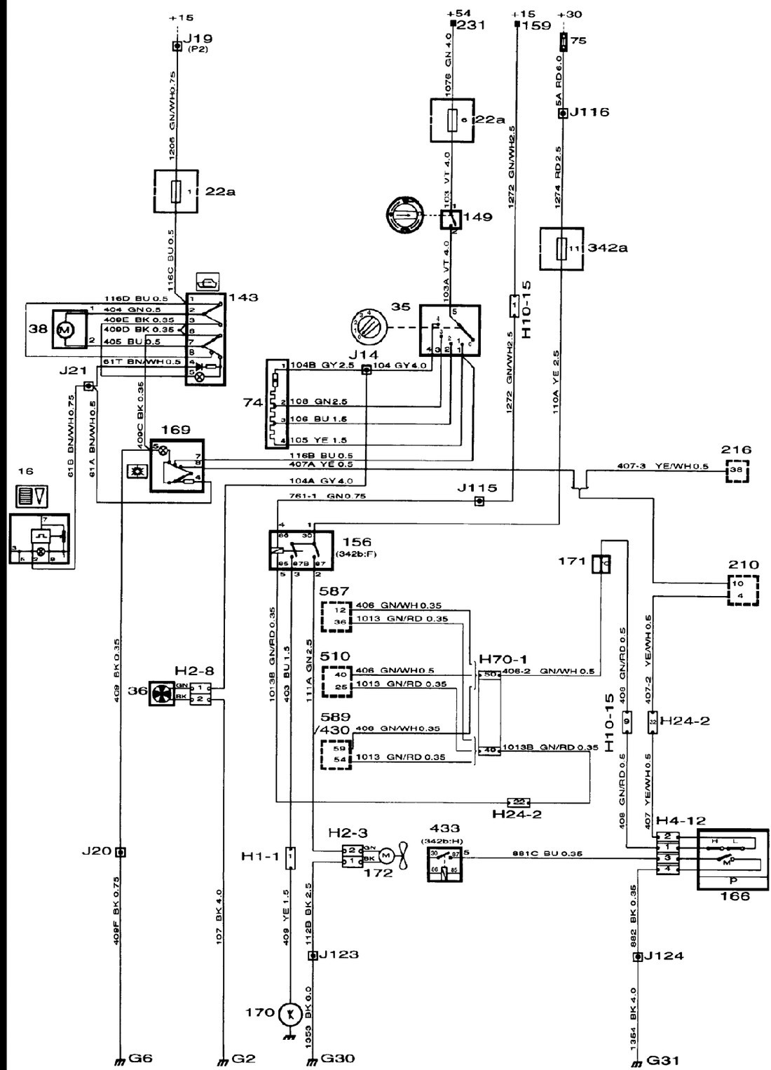 Saab 9 3 Fuse Box Wiring Diagram Explained Diagrams In 93 2006 Trusted Fog Lights