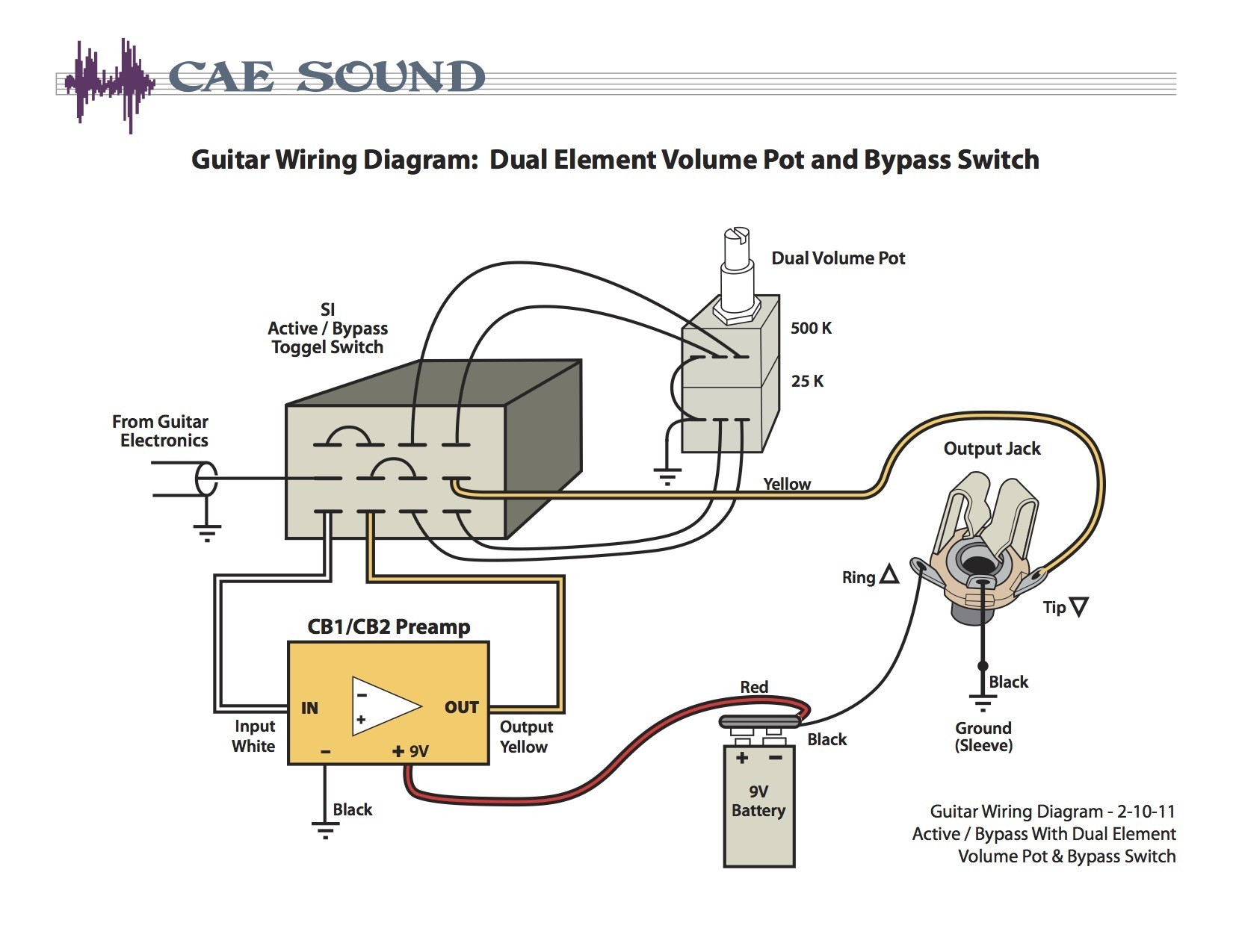 Guitar Input Jack Wiring Switched Diy Diagrams How To Wire An Electric Plug Diagram U2022 Rh Dancesalsa Co Strat