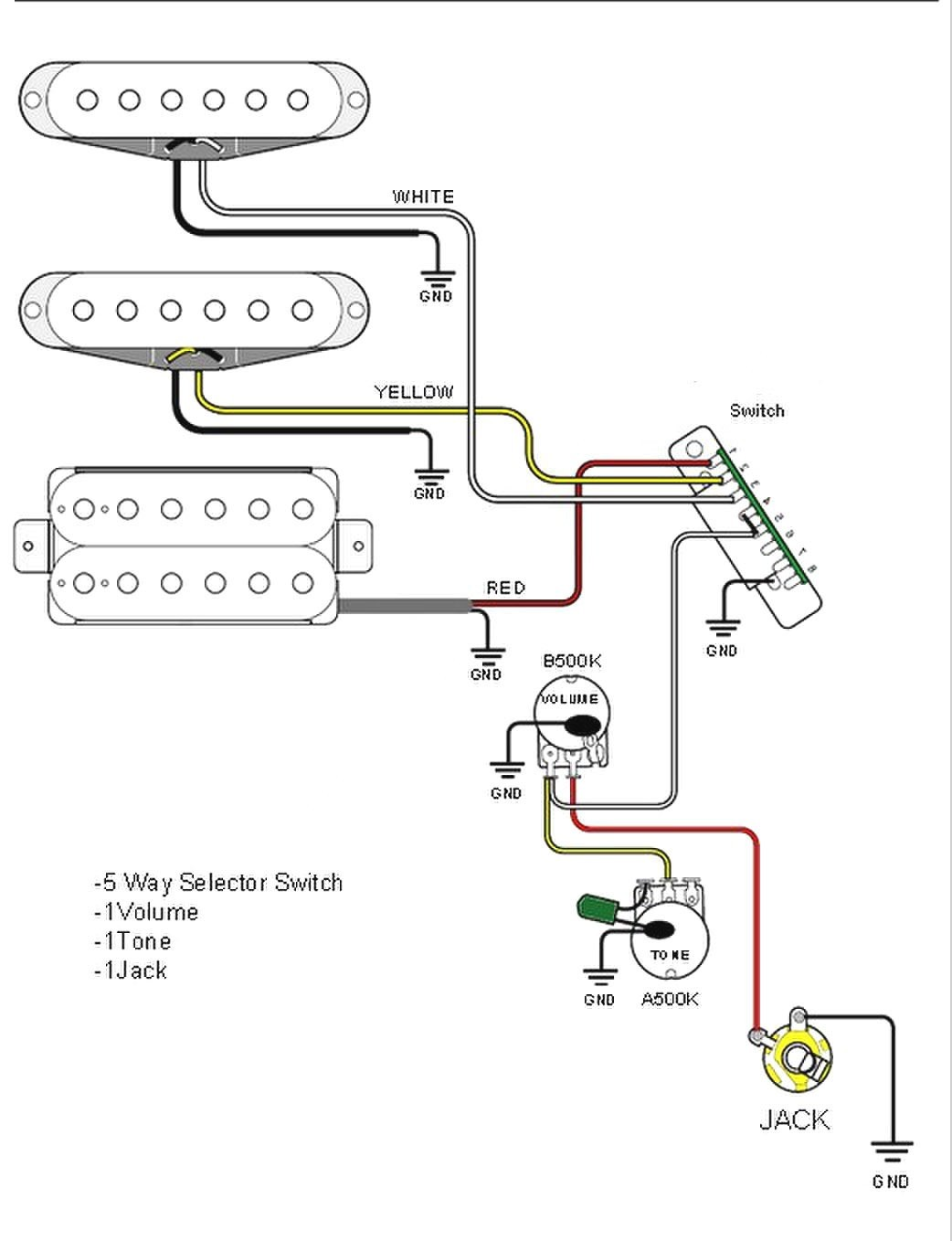 Strat Wiring Kit Canada Solutions Guitar Fender Harness Pickup 1v2t 5 Way Switch 500k Pots Diagram Unique Image