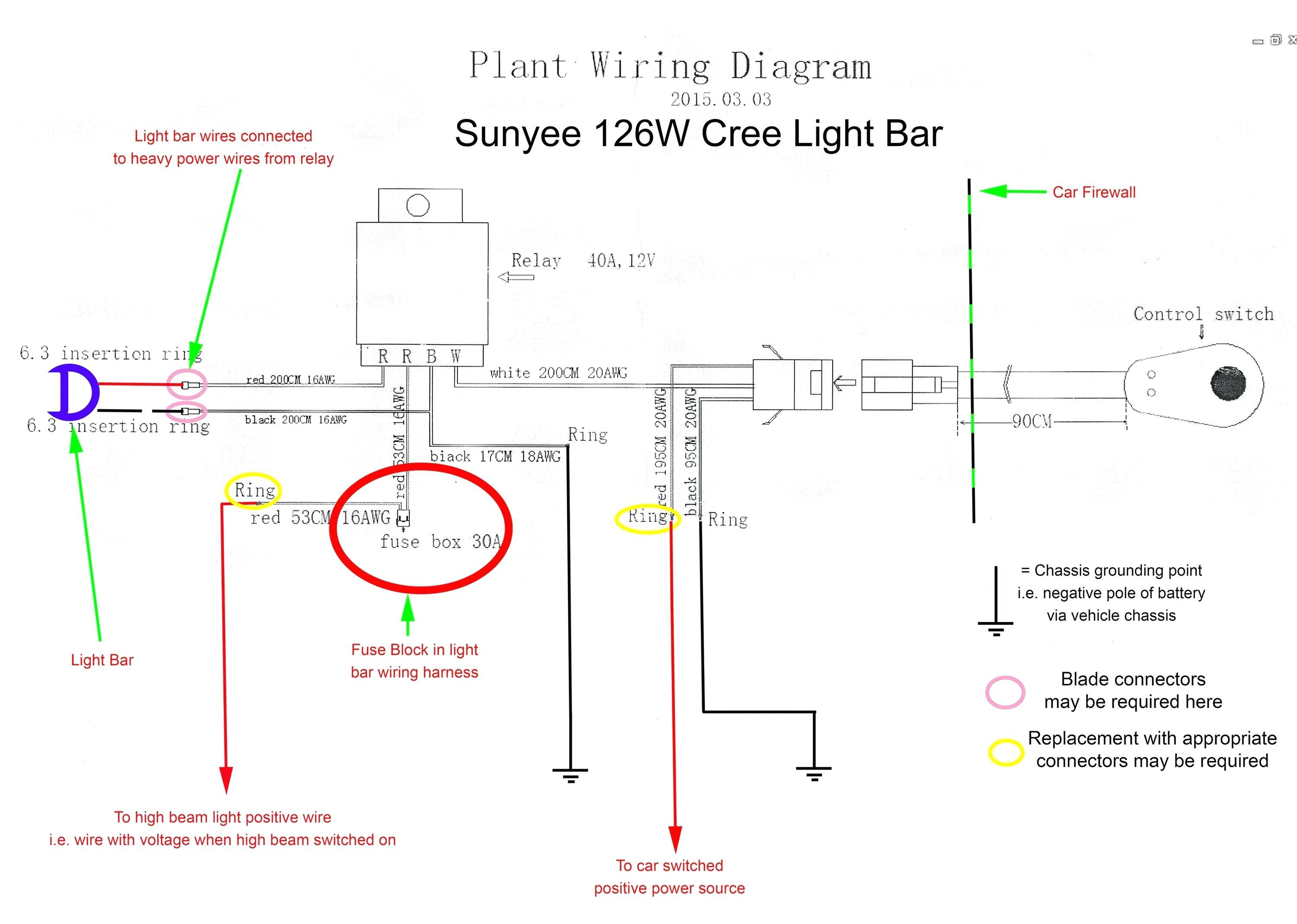 WRG-2891] Street Light Wiring Diagram