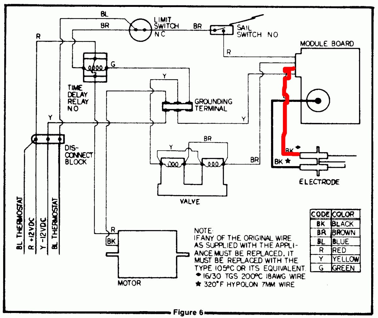 suburban rv furnace sf 35f wiring diagram explore schematic wiring rh  webwiringdiagram today Electric Furnace Wiring