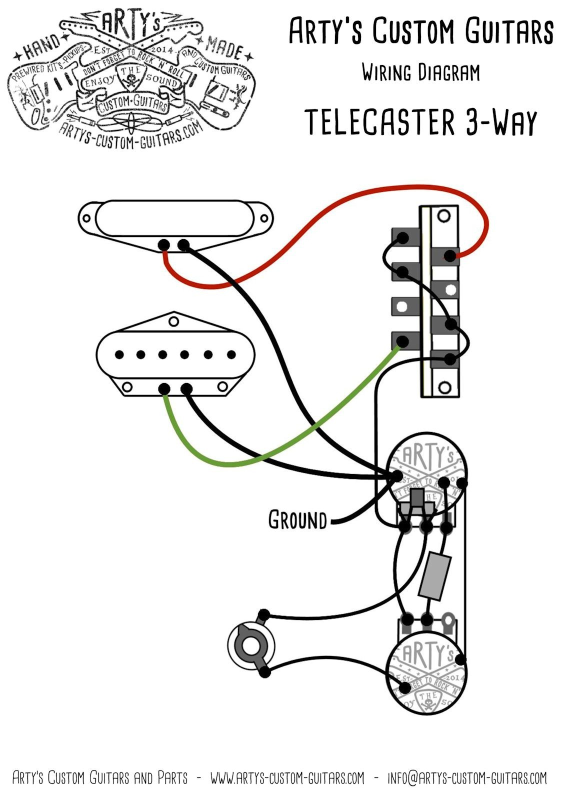 Telecaster Texas Special Wiring Diagram Detailed Schematics Tele Deluxe Fender 3 Way Switch