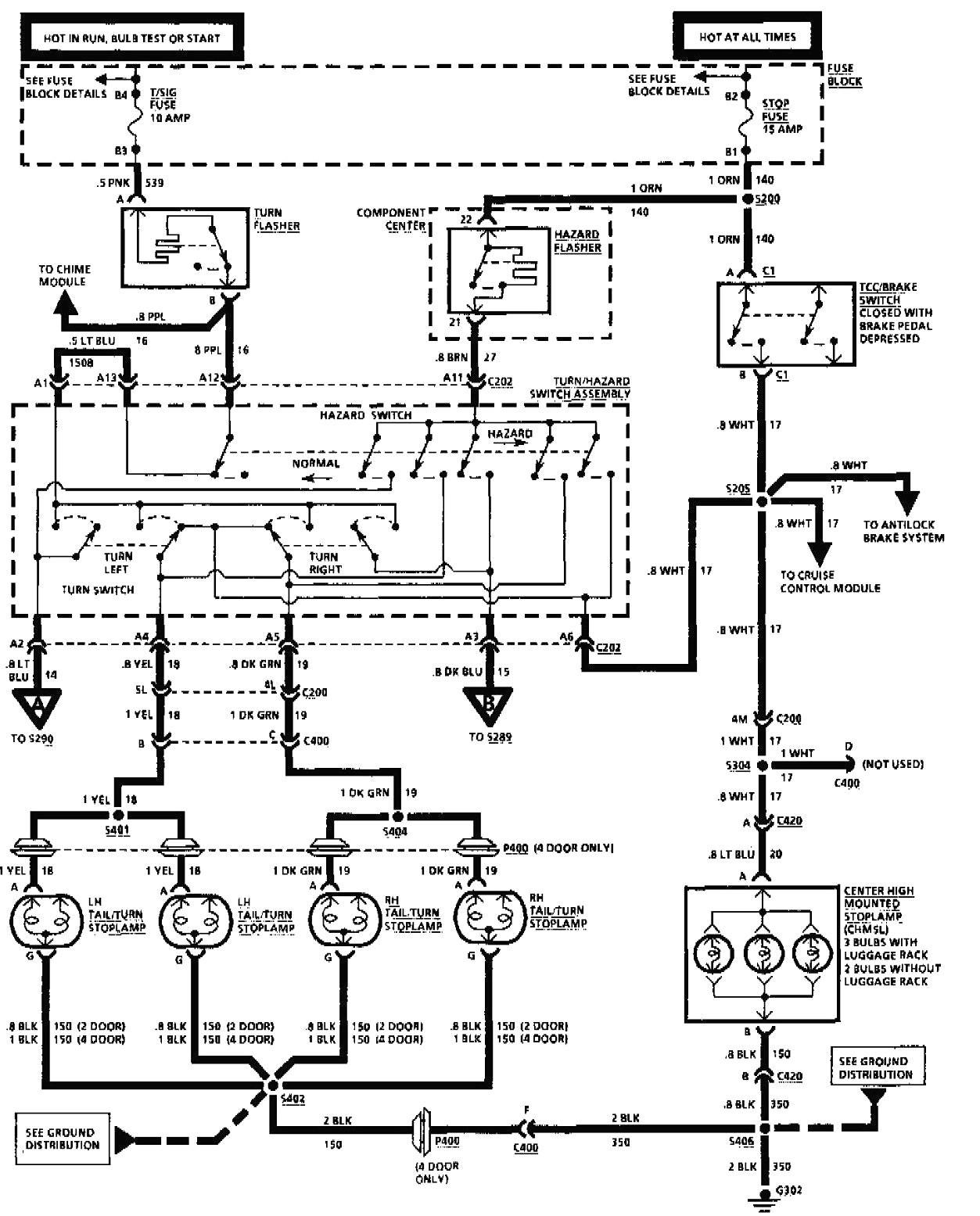 Third Brake Light Wiring Diagram Unique | Wiring Diagram Image