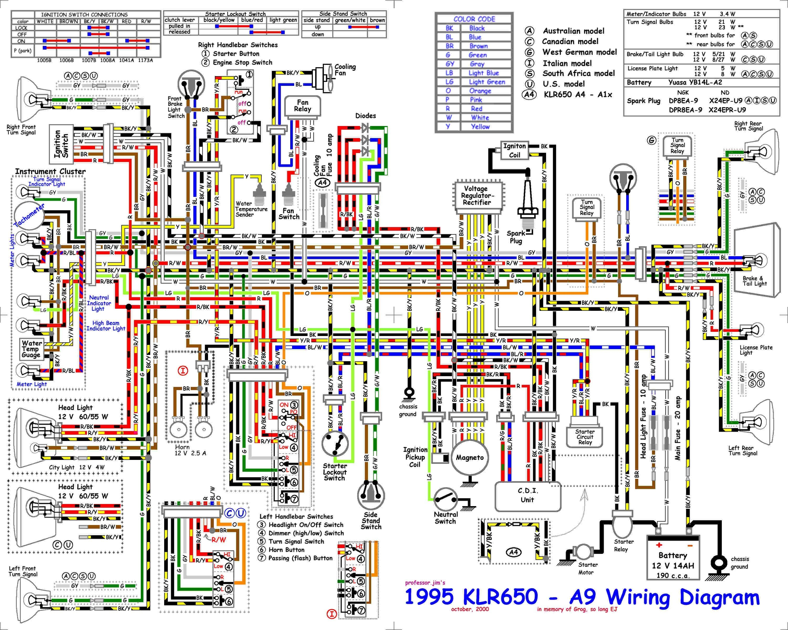 Universal Trailer Wiring Diagram Color Code New Toyota Wiring Diagrams Hbphelp