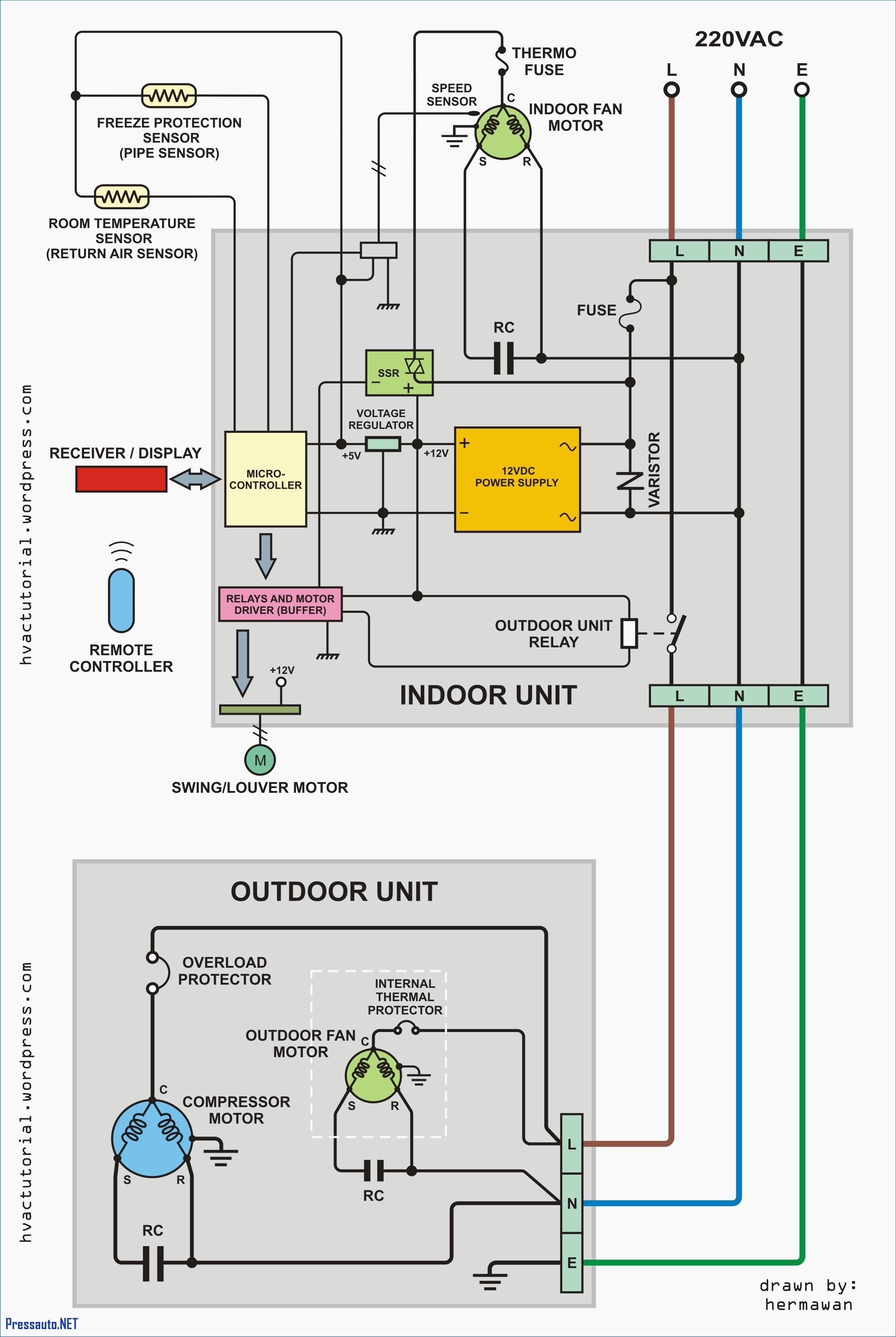 Trane thermostat Wiring Diagram New Honeywell Heat Pump thermostat Wiring Diagram Trane Tud120r 2 and