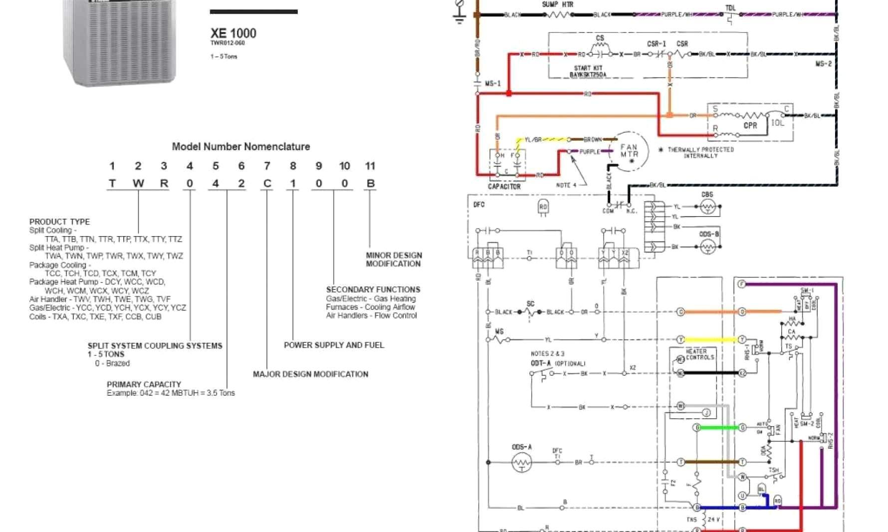 Trane Air Handler Wiring Diagrams Model 36hbxb Hw Trusted Ats01n222rt Diagram