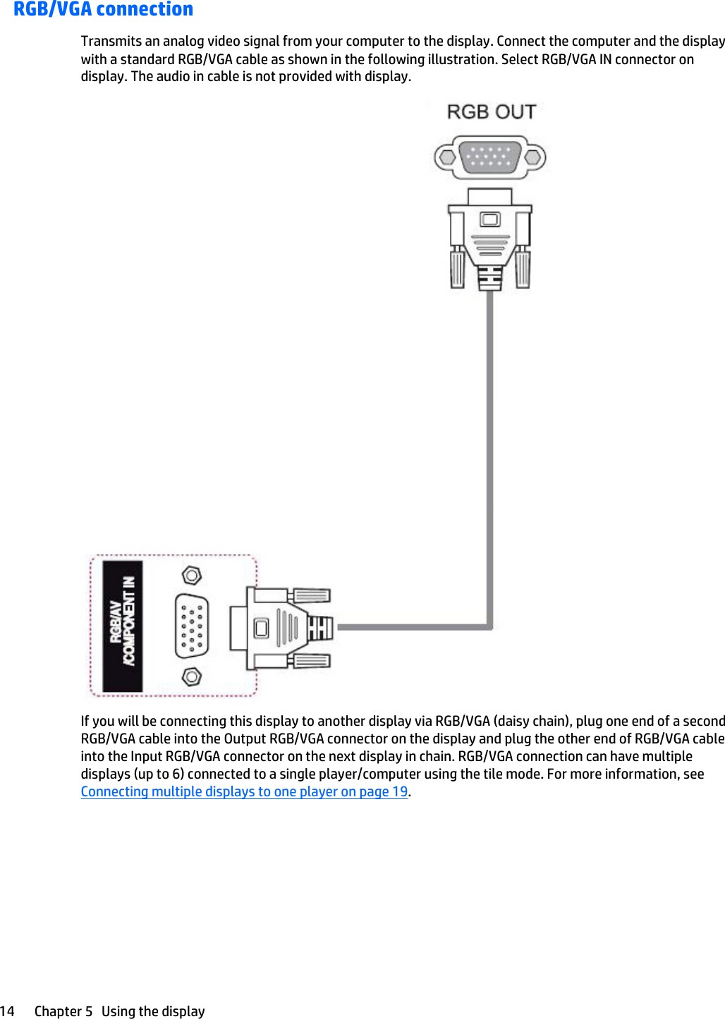 Page 24 of HSTND 3941 G LED MONITOR User Manual HP LD4235 and HP