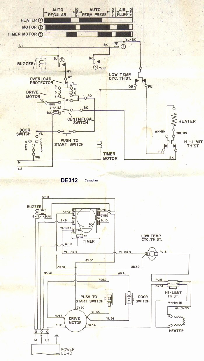 Whirlpool dryer wiring diagram for plug wiring diagram image whirlpool dryer heating element wiring diagram luxury appliance talk kenmore series electric dryer wiring diagram tearing asfbconference2016 Image collections