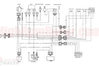 Wiring Diagram for 110cc 4 Wheeler New Outstanding Wiring Diagram for Tao 110cc 4 Wheeler and 125
